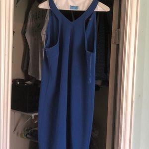 Beautiful Blue Cocktail Dress